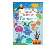Dictionar de sinonime in lb. engleza - Junior Illustrated Thesaurus