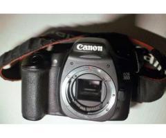 Canon EOS 30D body + Canon Speedlite 430EX