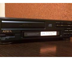 AIWA DX-N3U cd player format mini