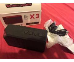 Boxa wireless X3