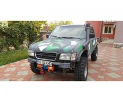 Isuzu trooper 3.5 benzina off road