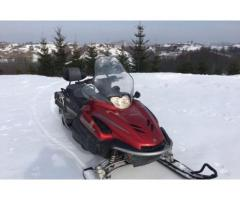 Snowmobil yamaha RS