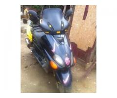 Motoscuter Yamaha majesty 125 cmc