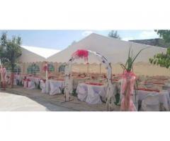 Închiriem cort pentru nunți , botezuri , evenimente