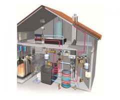 Instalatii electrice , termice si sanitare