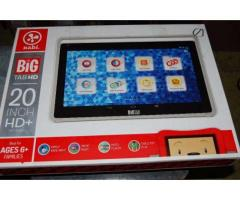Tableta 20'' Nabi Bigtab HD nvidia tegra