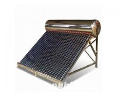 Panouri solare din INOX 8 -24 tuburi vidate.Oferta:
