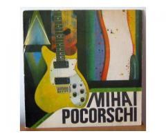 Mihai Pocorschi disc vinil , discuri vinil , vinil , vinyl