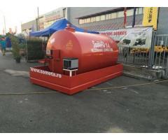 Rezervor rezervoare bazine combustibil – 9 MC + Pompa Cube 56