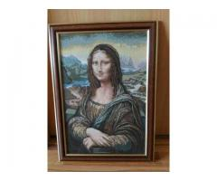 Goblen Gioconda ( Mona Lisa) 27x40