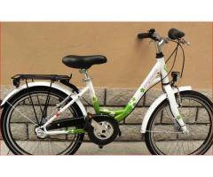 """Bicicleta de copii Bergrausch cu roti de 20"""""""