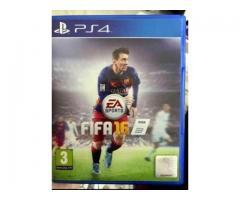 Vand FIFA 16 PS4