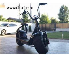 BICICLETA ELECTRICA Scooter Trotineta Scuter Electric Chopper E-BIKE