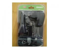 Incarcator universal casa si auto 10 in 1 usb mobile charger - nou ieftin