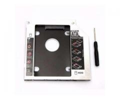 HDD Caddy laptop 9.5mm / 12,7mm SSD Caddy - adaptor rack SSD/HDD