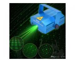 Laser Disco Stage