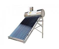PANOU solar apa calda INOX 150L nepresurizate panouri tuburi vidate