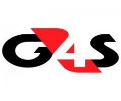 Angajam AGENTI SECURITATE - G4S Secure Solutions