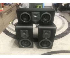 Boxe JBL ES30 + Boxa centrala JBL ES25C