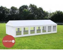 NOU! Cort evenimente 6x14 Professional Premium, 2,6 m laterala